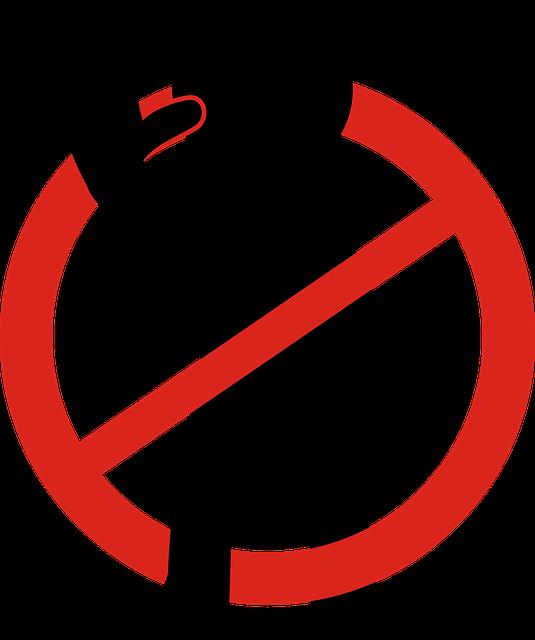 SNS利用禁止